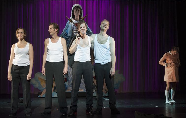 Theater Aachen: Faust 1+2