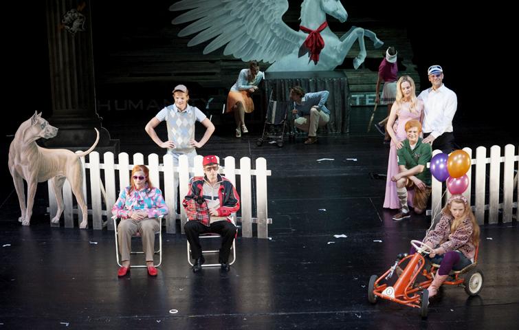 Theater Aachen, Faust 1+2