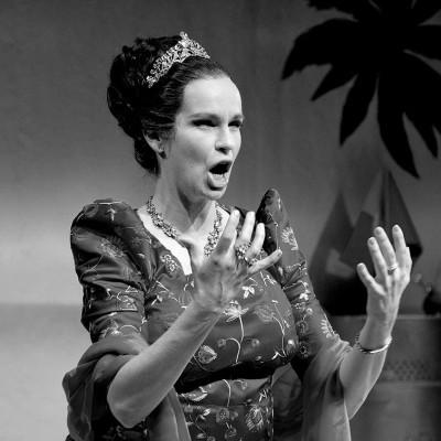 Ich bin wie ihr, ich liebe Äpfel, Komödie, Theater Aachen, Theresa Walser, Thomas Ladwig, Lara Beckmann, Torsten Borm, Elisabeth Ebeling, Katja Zinsmeister