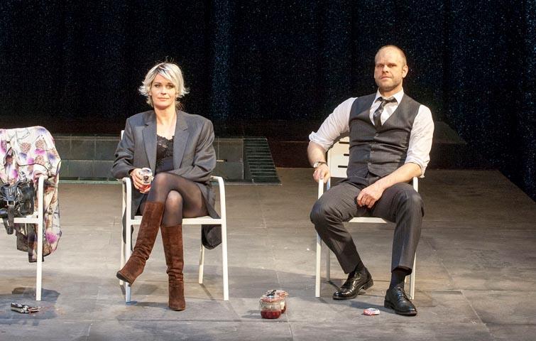 Der Kirschgarten, Theater Aachen, Katja Zinsmeister, Elina Finkel