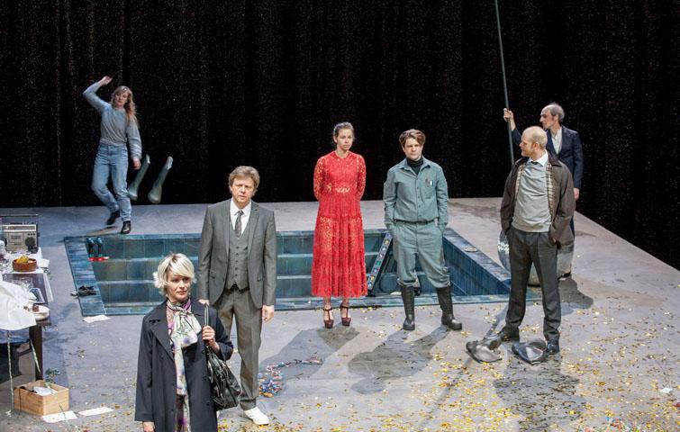Der Kirschgarten, Theater Aachen, Katja Zinsmeister Elina Finkel